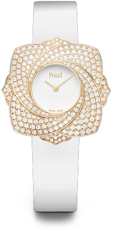 Piaget Limelight Blooming Rose Watch