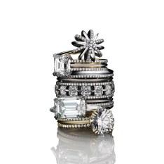 Alexandra Mor Diamond Collection.