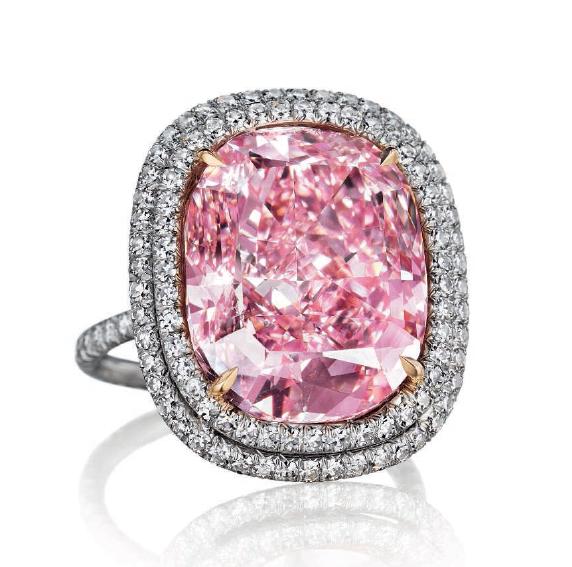 The Sweet Josephine, aka The Pink.