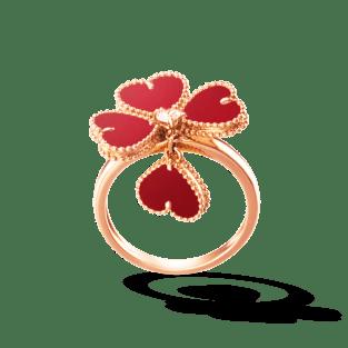 Sweet Alhambra Effeuillage Ring