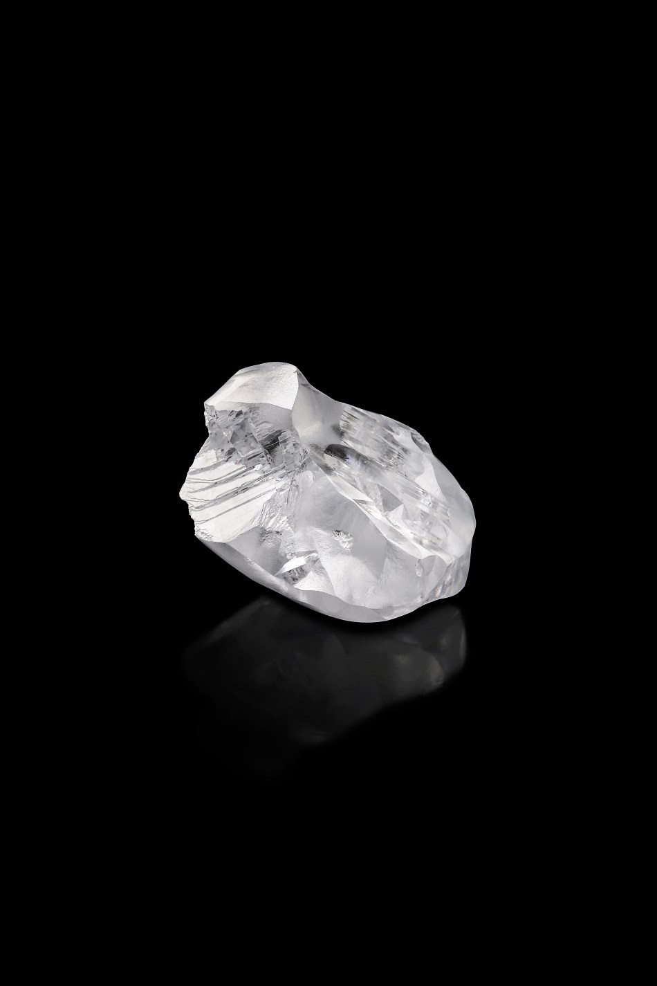 The Graff Vendome_314 carat rough