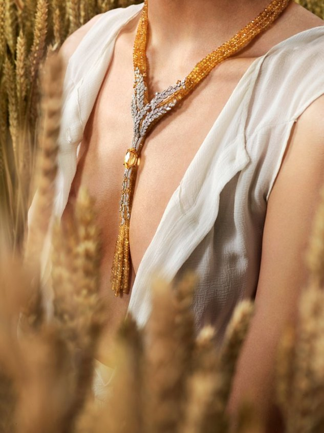 Chanel Moisson d'Or Necklace