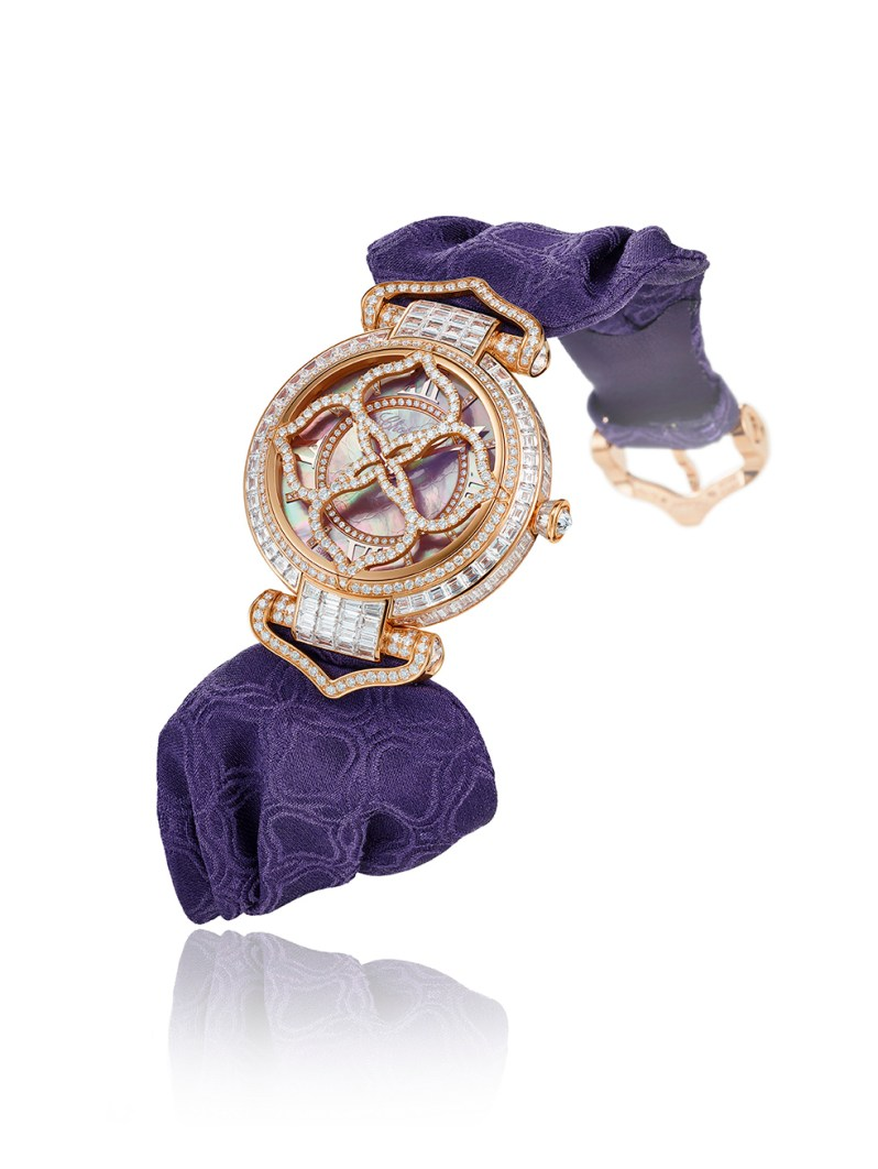 Empress Jewellery Box Watch