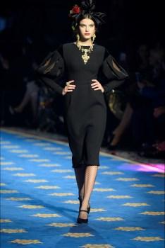 Dolce & Gabbana HC Spring 2017