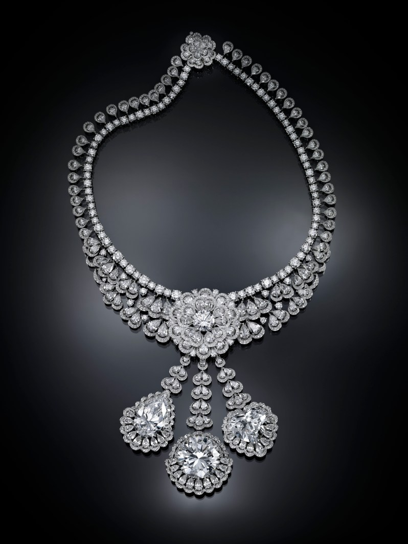 Chopard, Queen of Kalahari, collier