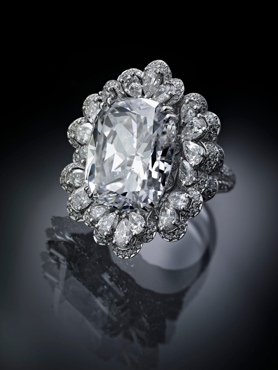 Chopard, Queen of Kalhahari, bague