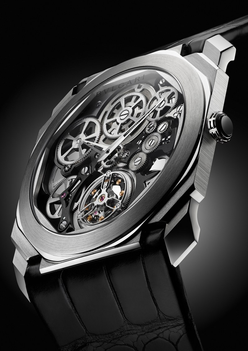 Bulgari Octo Finissimo Tourbillon Skeleton