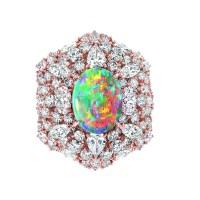 Dior firma una nuova collezione di Alta Gioielleria: Dior et d'Opales