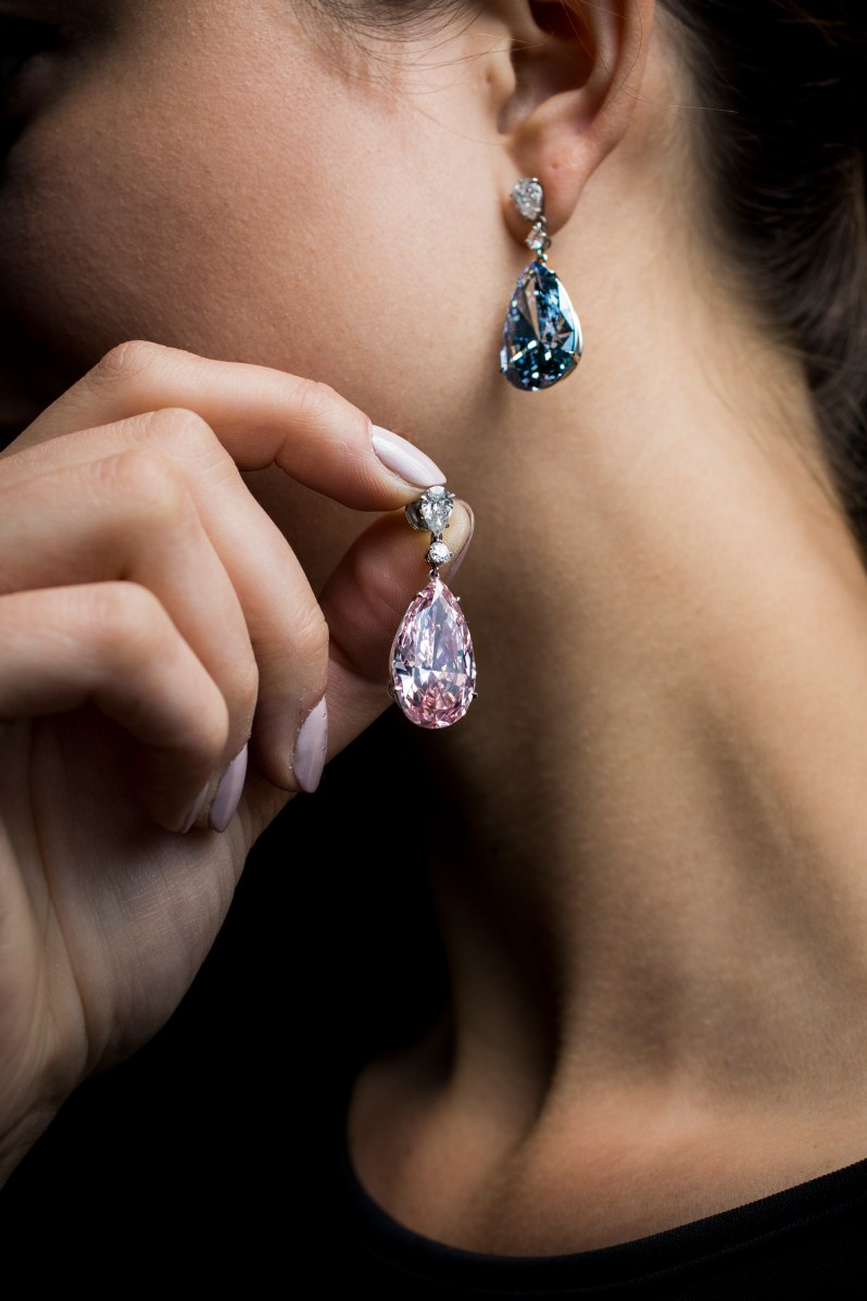 Geneva Fine Jewels Highlights Exhibition At Sotheby's, London