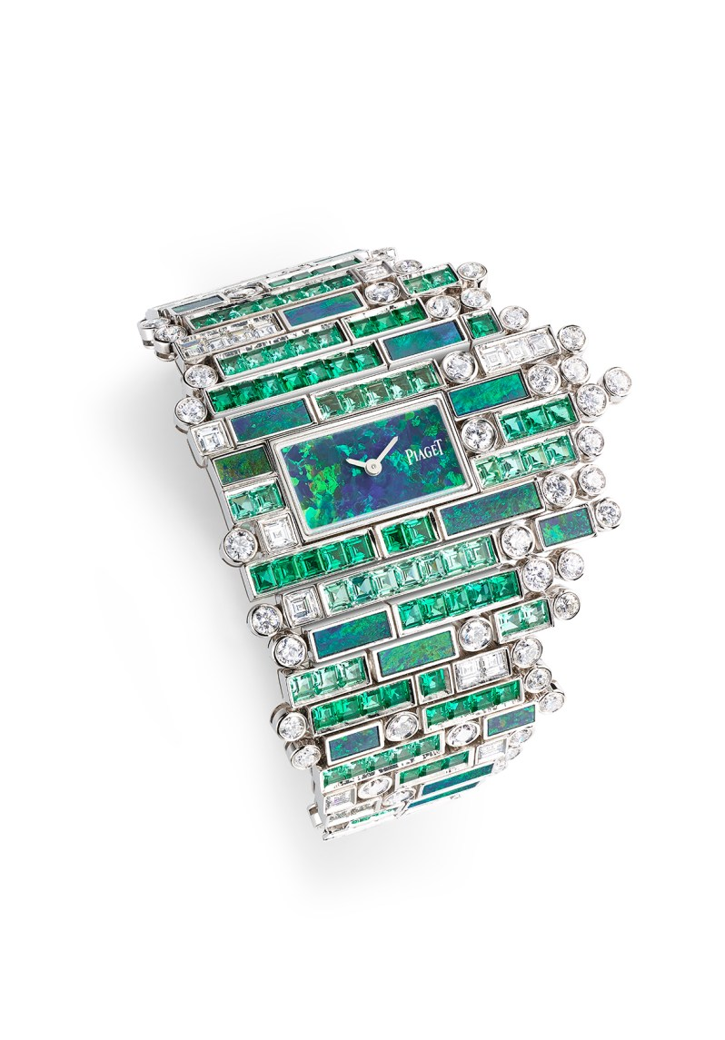 Verde Bisazza Watch