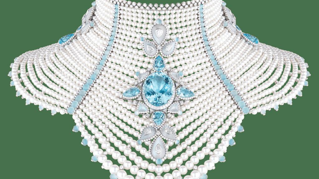 Boucheron Baïkal necklace