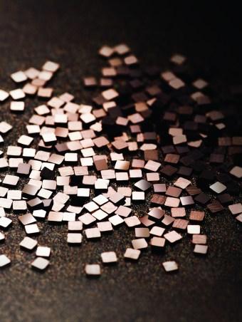 Bulgari Lvcea Mosaique golden tiles
