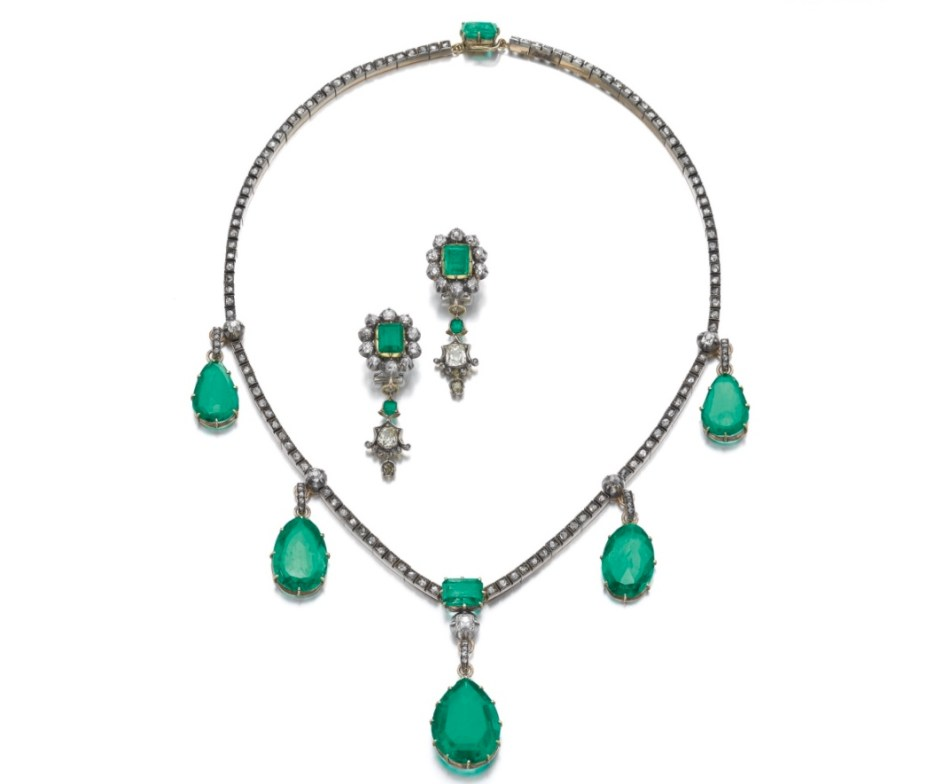 Duchess de Barry Necklace