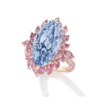 Napakahusay na Mga Diamante para kay Sotheby's
