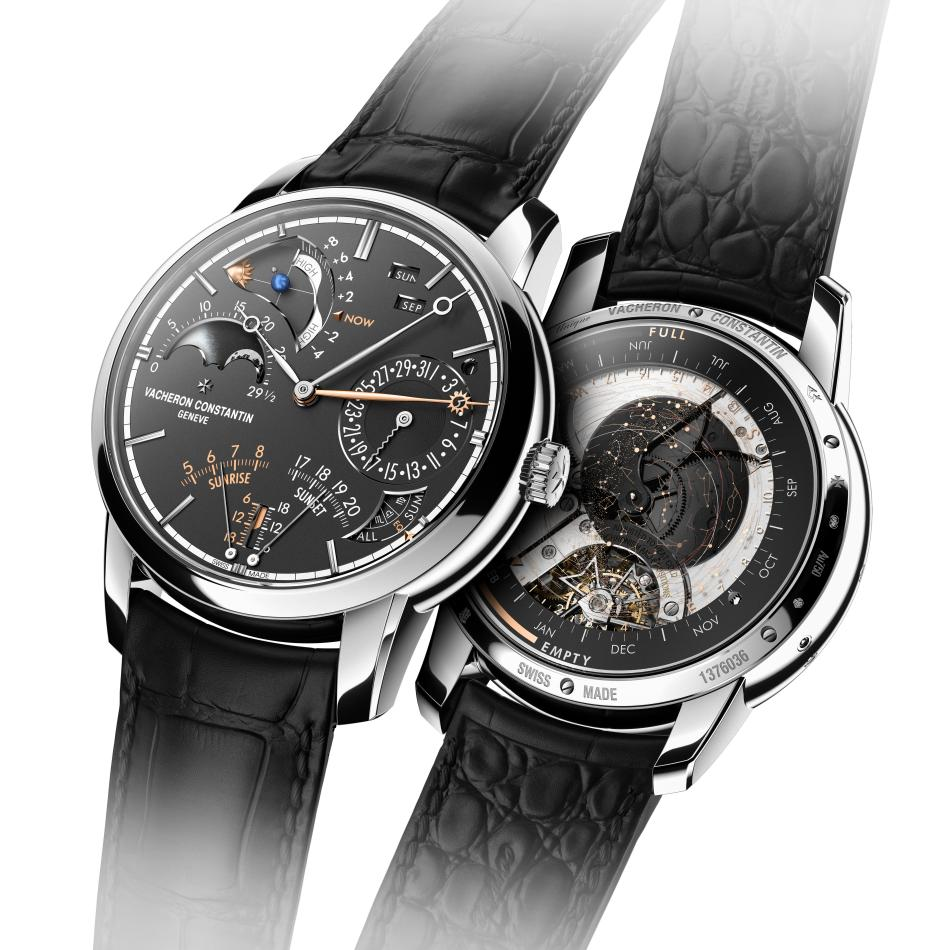 GPHG Les Cabinotiers Celestia Astronomical Grand Complication 3600