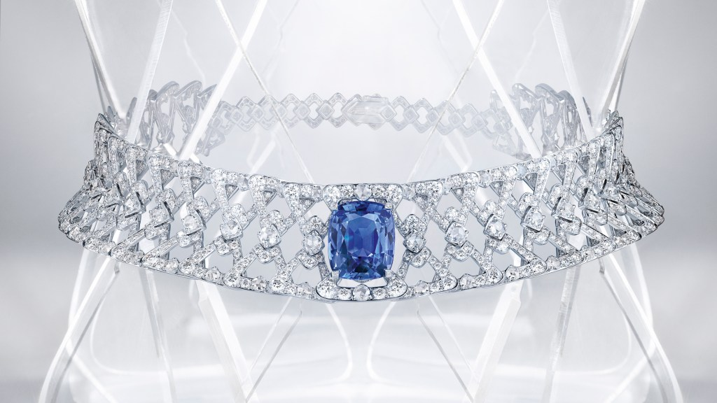 Résonances de Cartier Collier Moires
