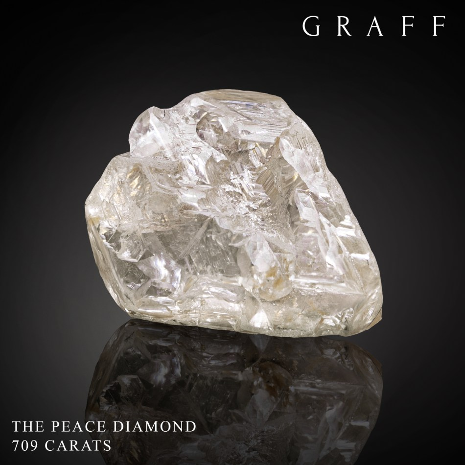 The Peace Diamond - Graff