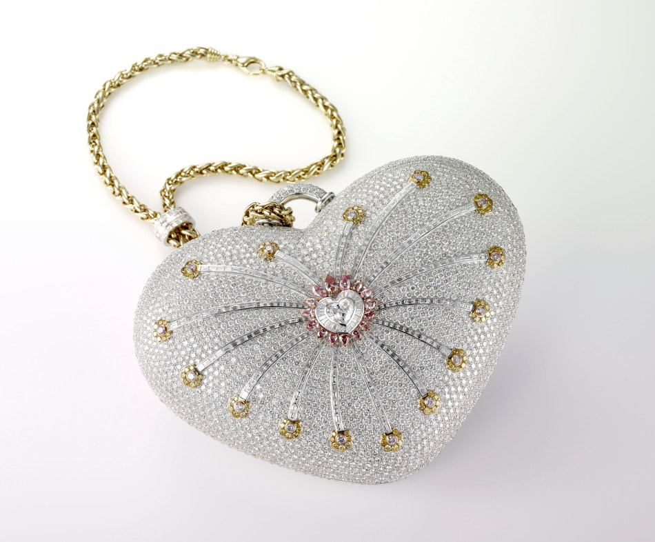 1001 Nights Diamond Evening Bag 1