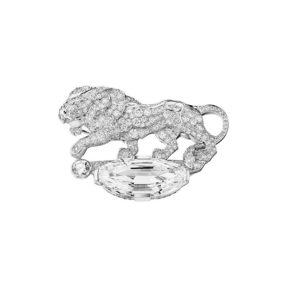 Chanel L'esprit du Lion Bague Commanding