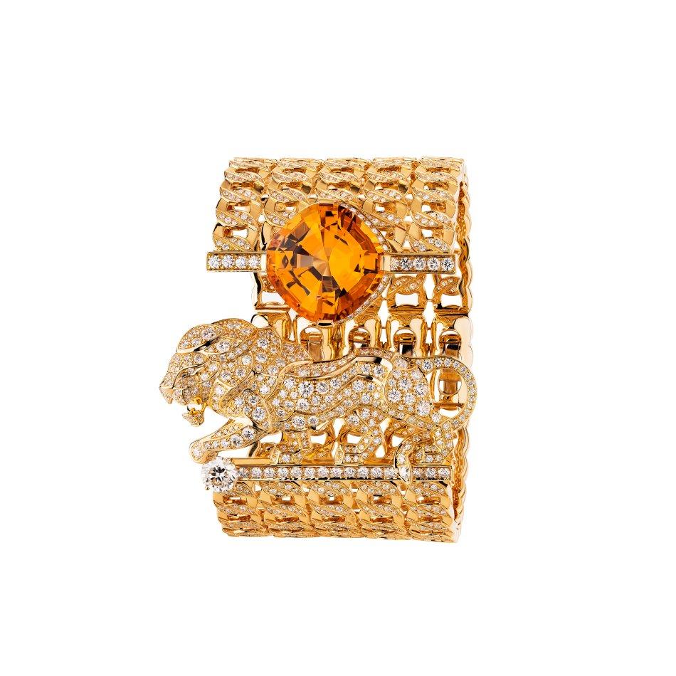 Chanel L'Esprit du Lion Bracelet Passionate
