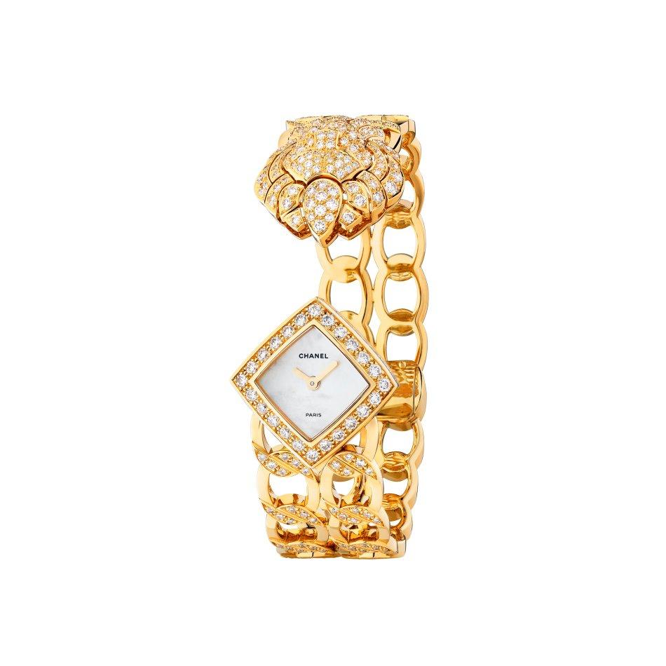 Chanel L'esprit du Lion Montre Dazzling