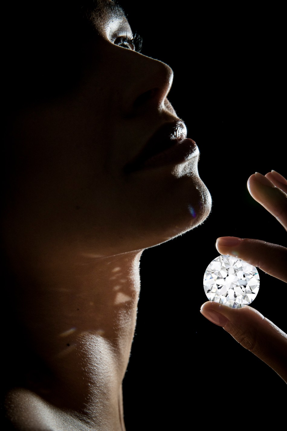 102.34-carat D colour Flawless diamond - Sotheby's Diamonds