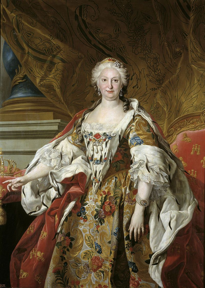 Elisabeth Farnese, Queen of Spain (1692-1766)