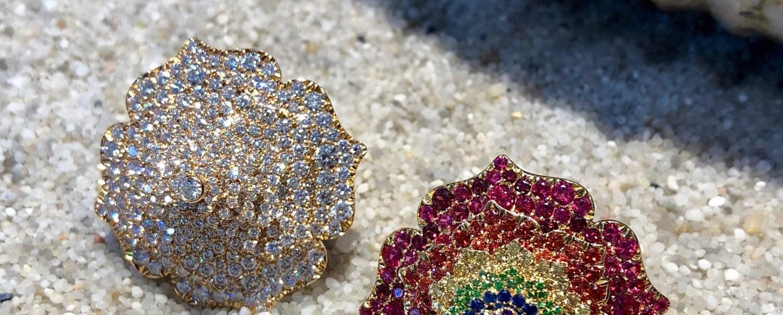 Caspita 7 Chakras Tourbillon လက်စွပ်