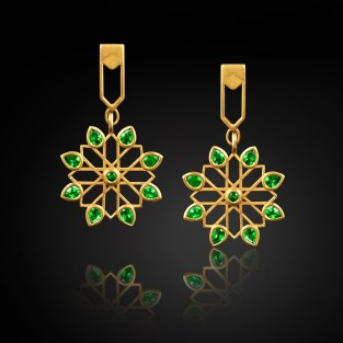 Sara Peymanpour Goldbarg Petite Earrings