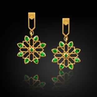 Sara Peymanpour Goldbarg Petite Earrings