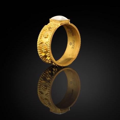 Sara Peymanpour Empire Ring
