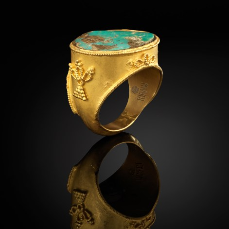 Sara Peymanpour Empire Statement Ring