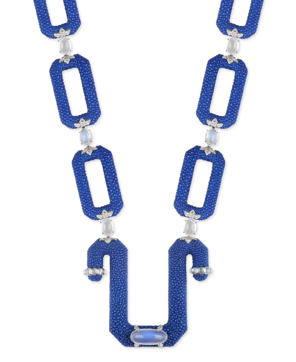 Fabio Salini high jewellery necklace