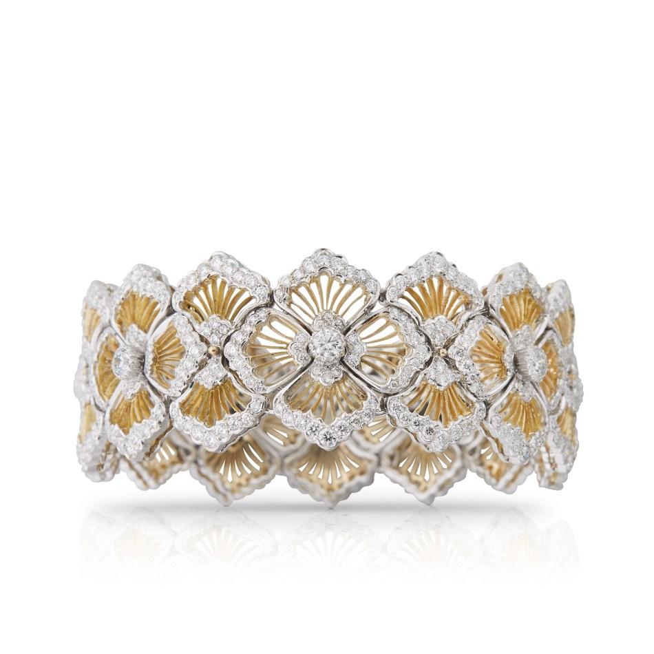Buccellati Artemisia bracelet