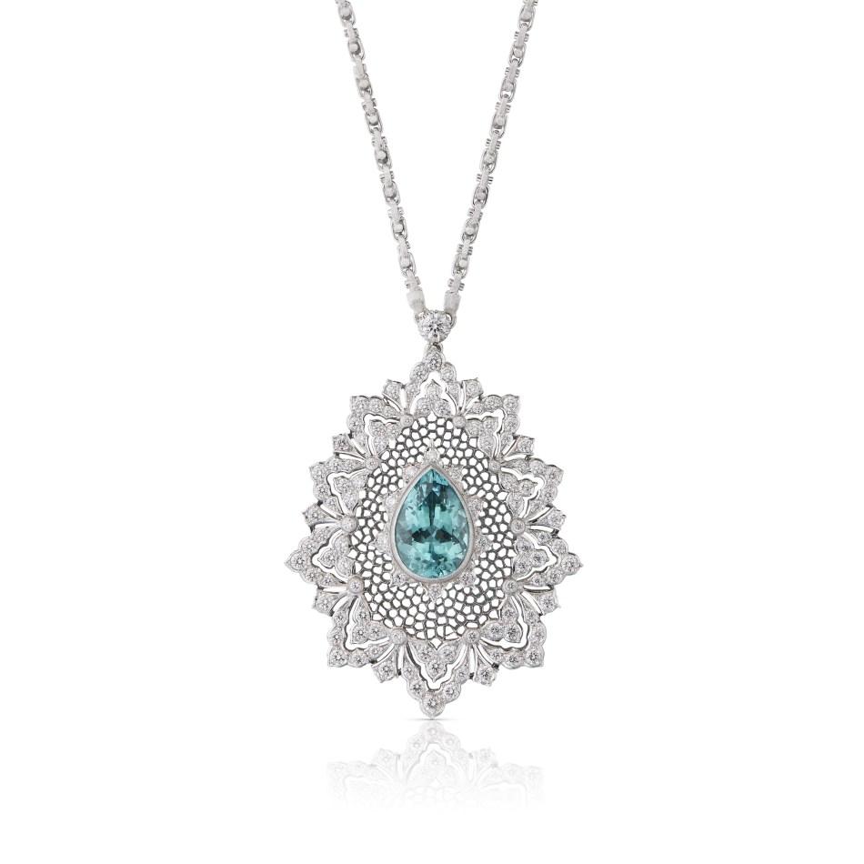 Buccellati Azzurra pendant