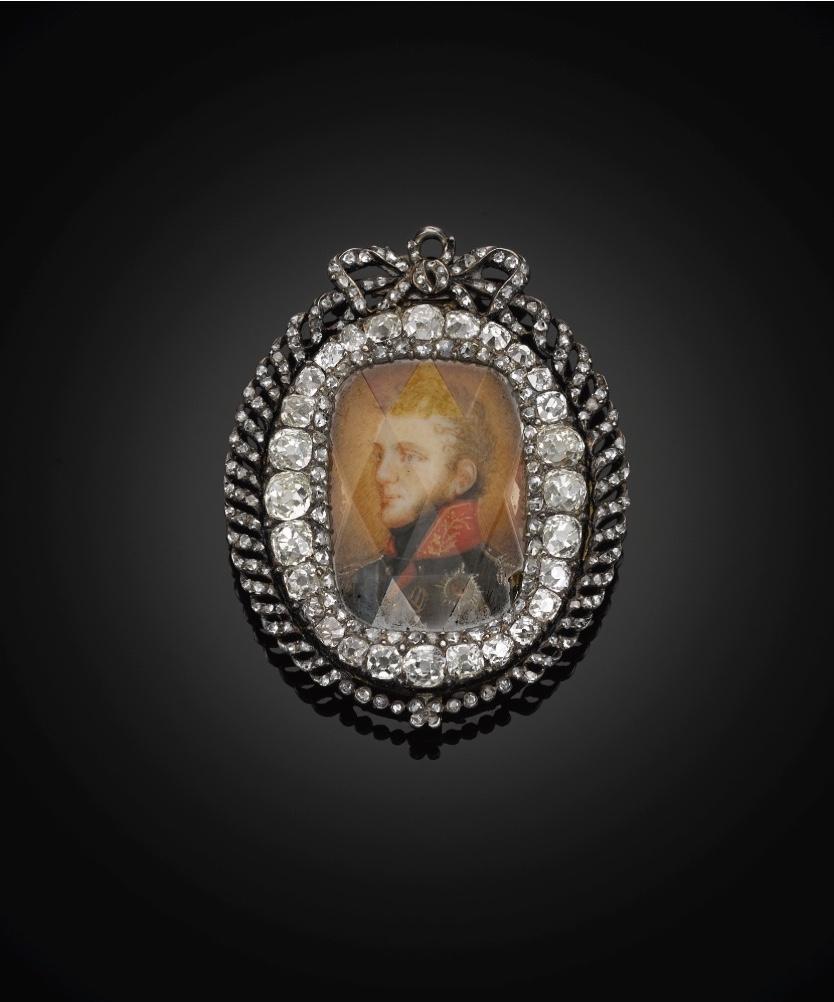 Portret imperial al împăratului Alexandru I