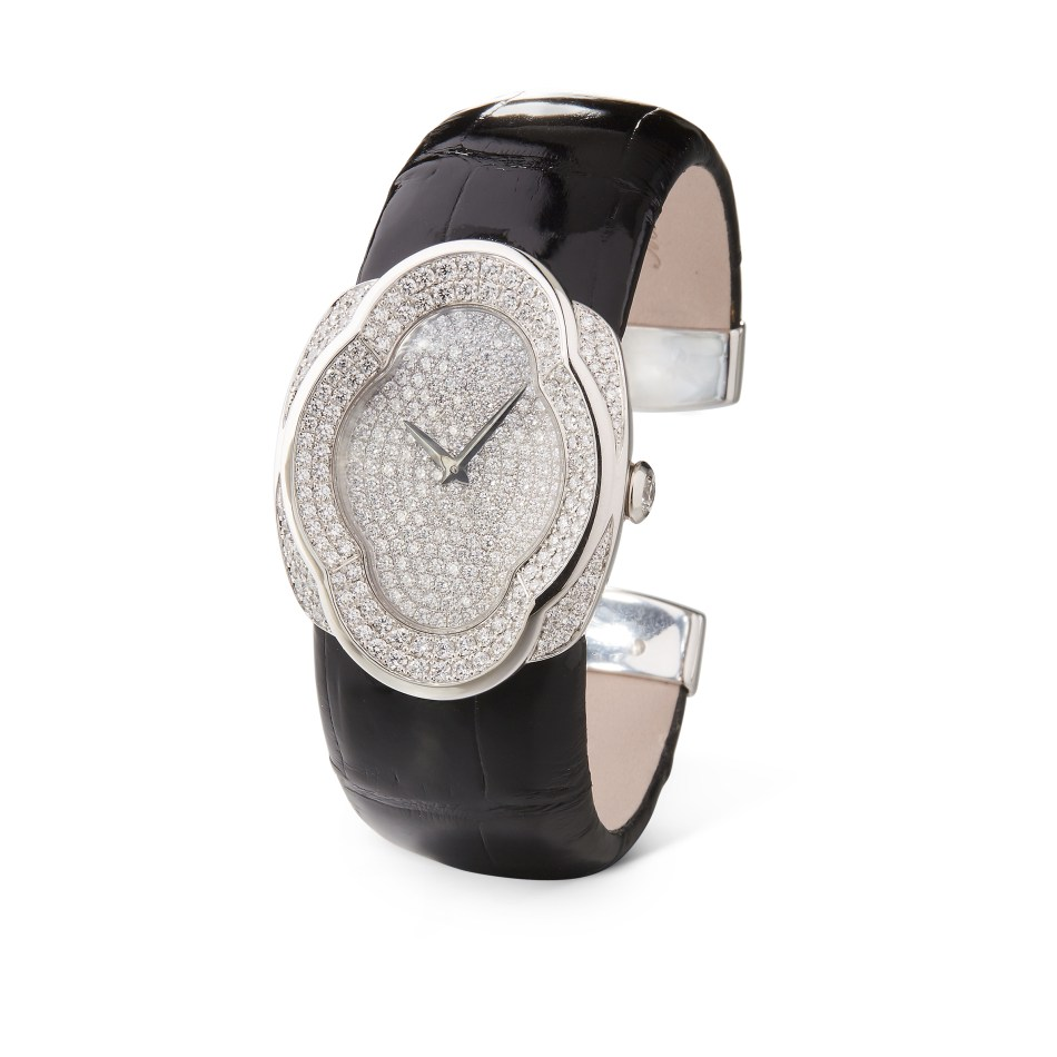Buccellati Opera High Jewellery Watch