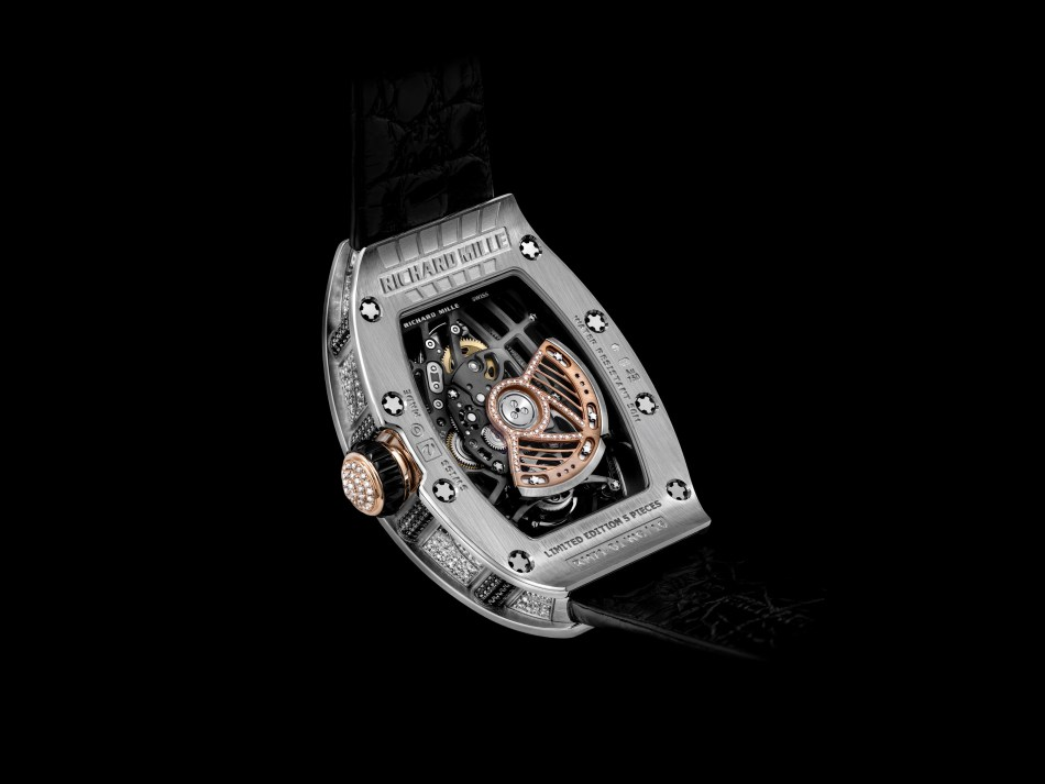 Richard Mille Automatic Tourbillon Talisman ©Philippe LOUZON