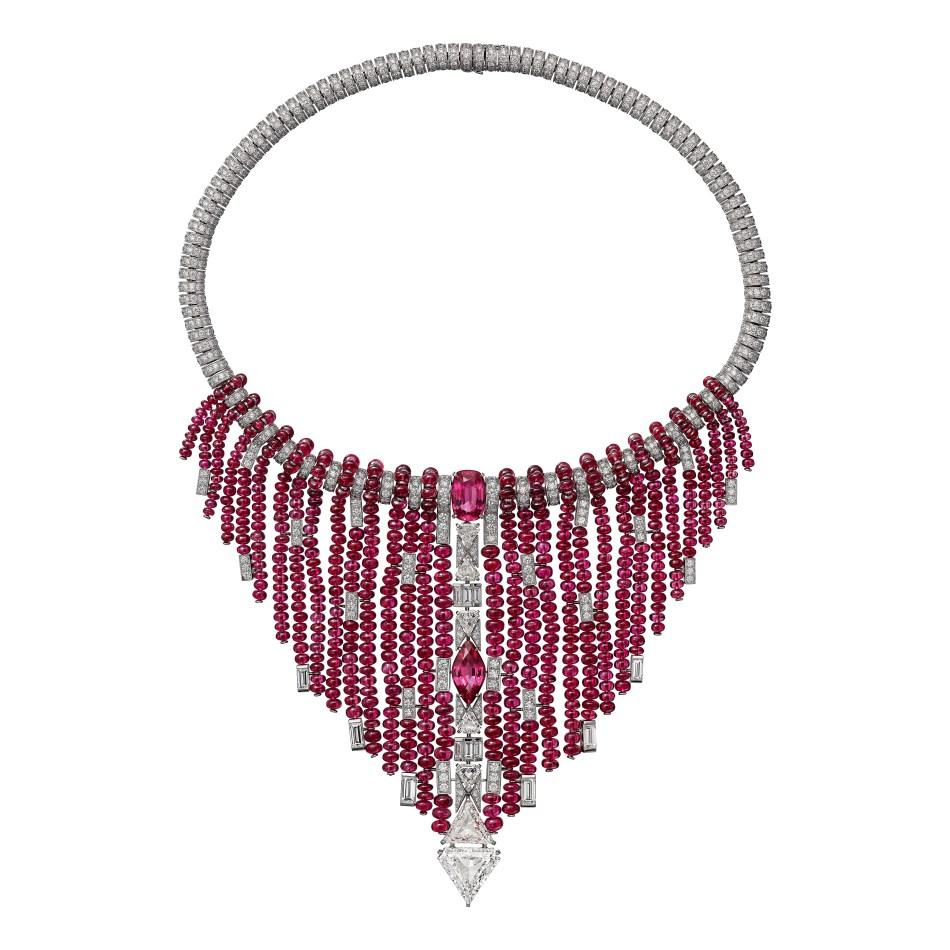 Coloratura by Cartier Kanaga necklace