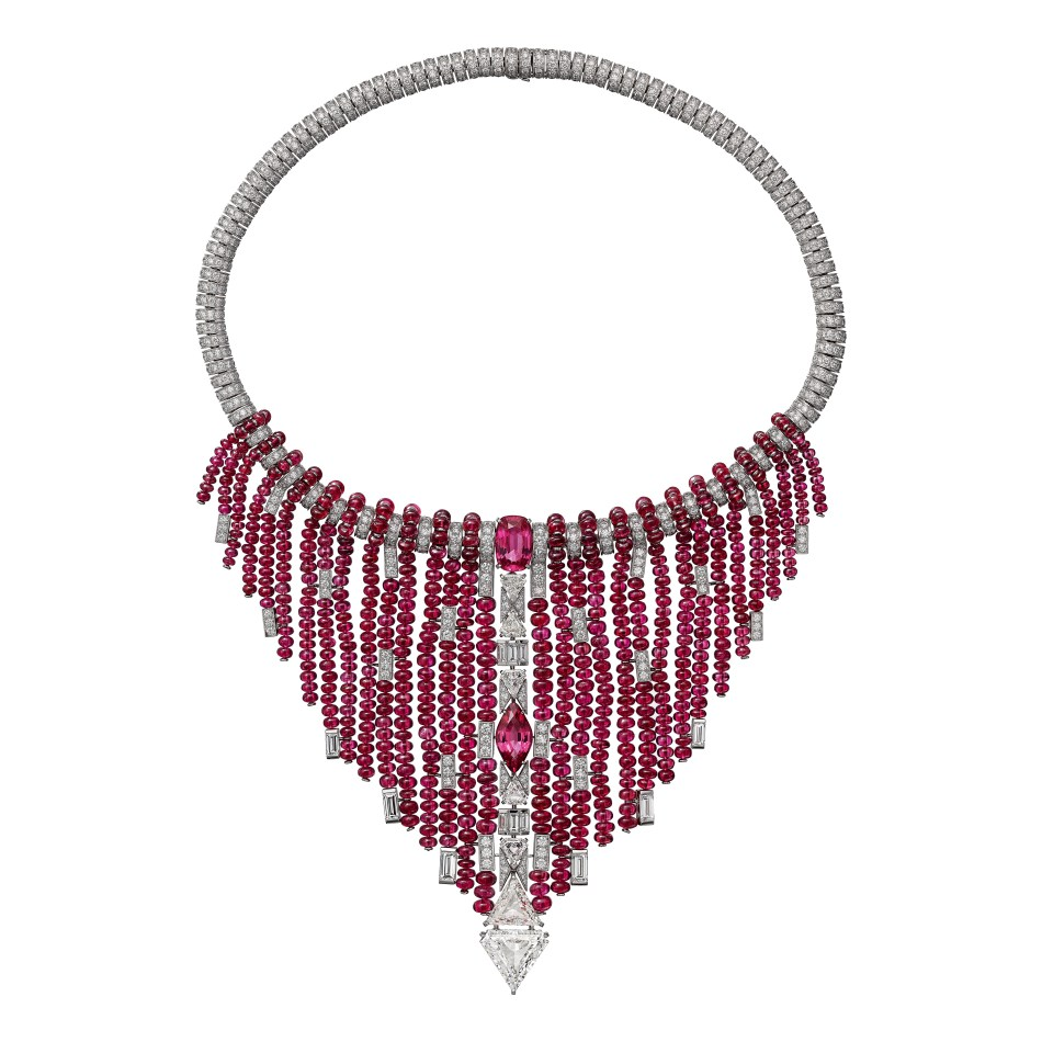 Coloratura by Cartier Kanaga necklace