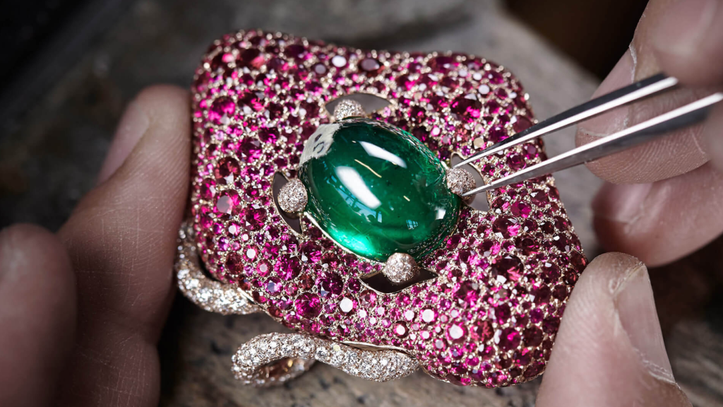 de Grisogono high jewellery savoir faire