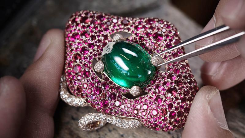 de Grisogono high jewellery savoir faire