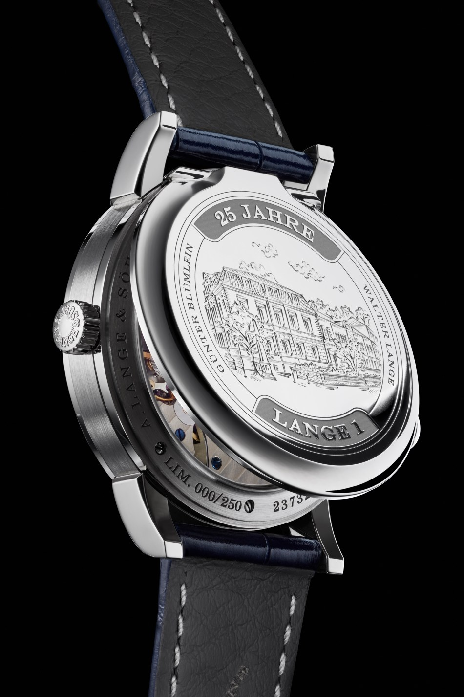 "Lange 1 ""25th anniversary"" - back view"