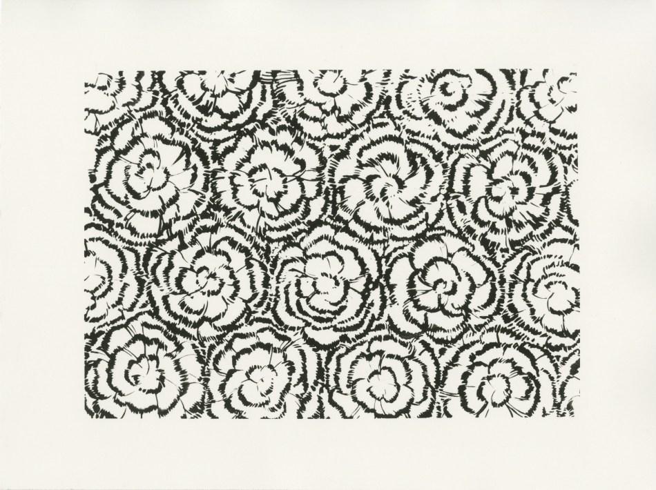 Chanel fabric, Archives de Paris, 1934