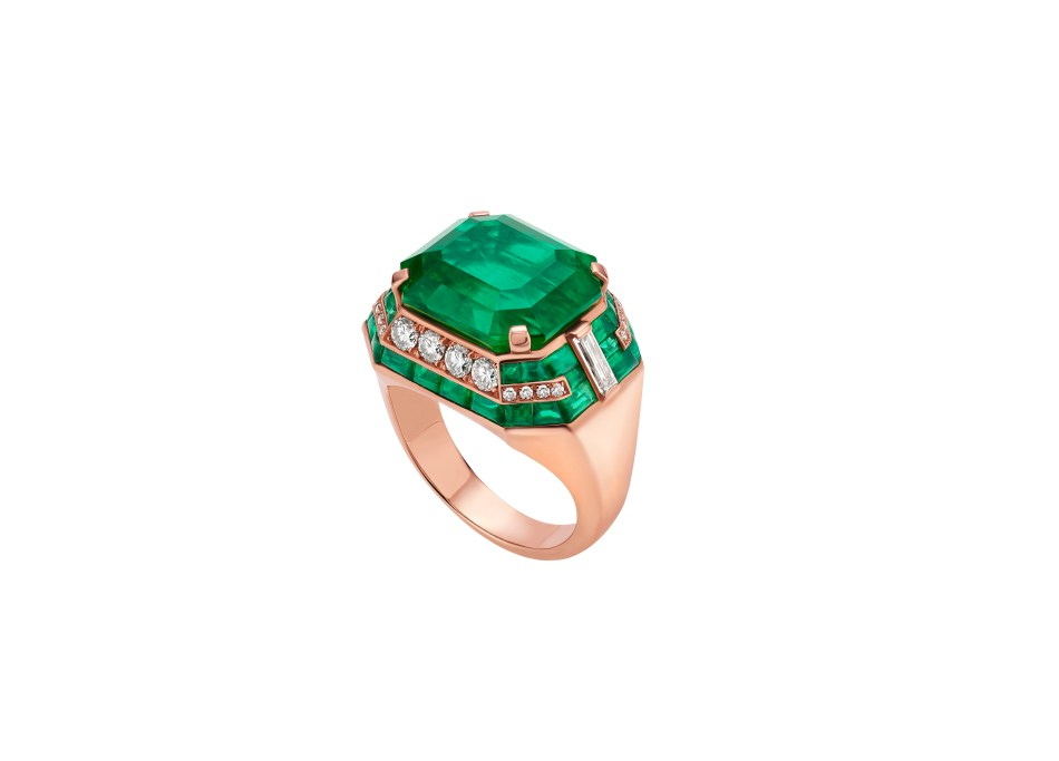 Ring Bulgari Cinemagia