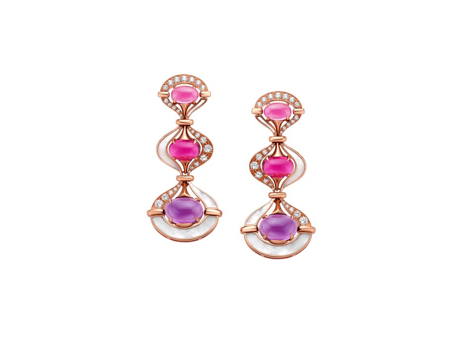 Earrings Bulgari Cinemagia