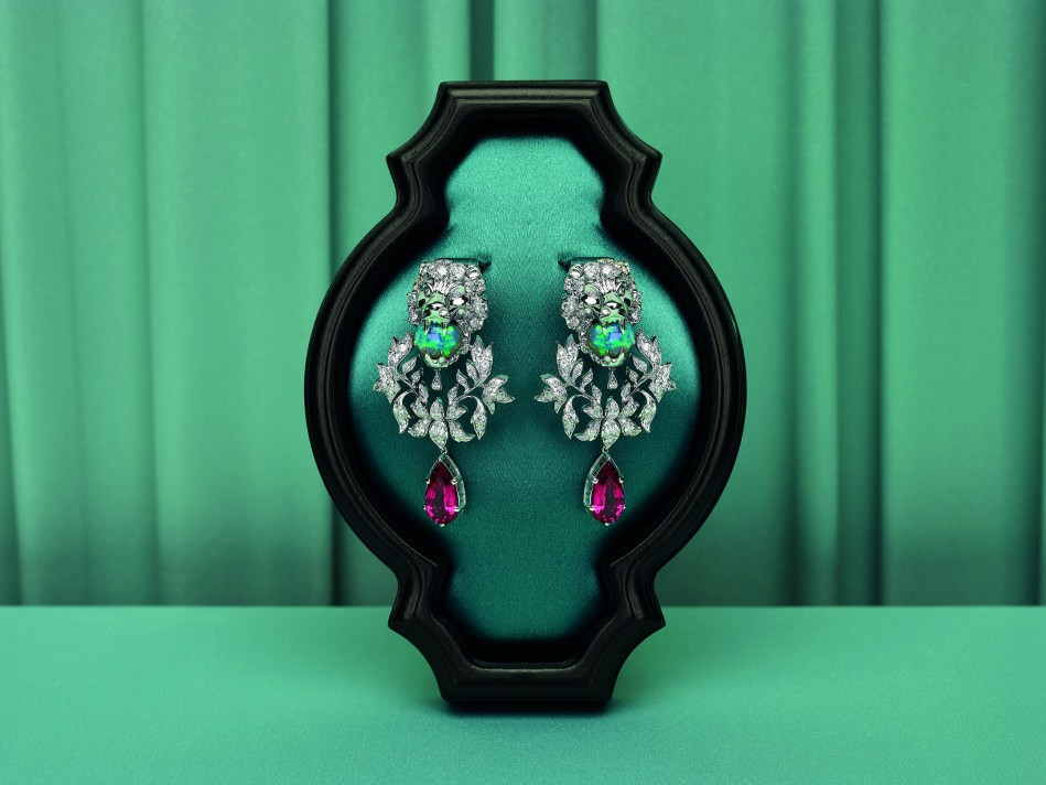 Gucci Hortus Deliciarum High Jewellery Collection
