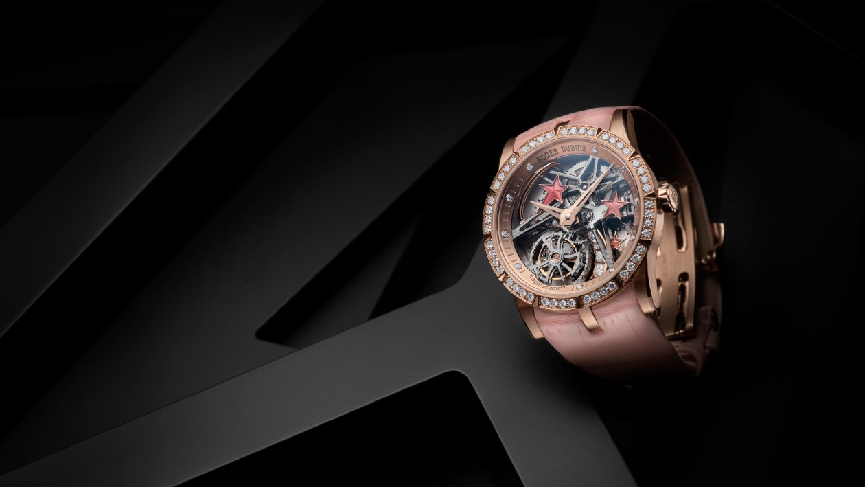 Roger Dubuis Excalibur Shooting Star