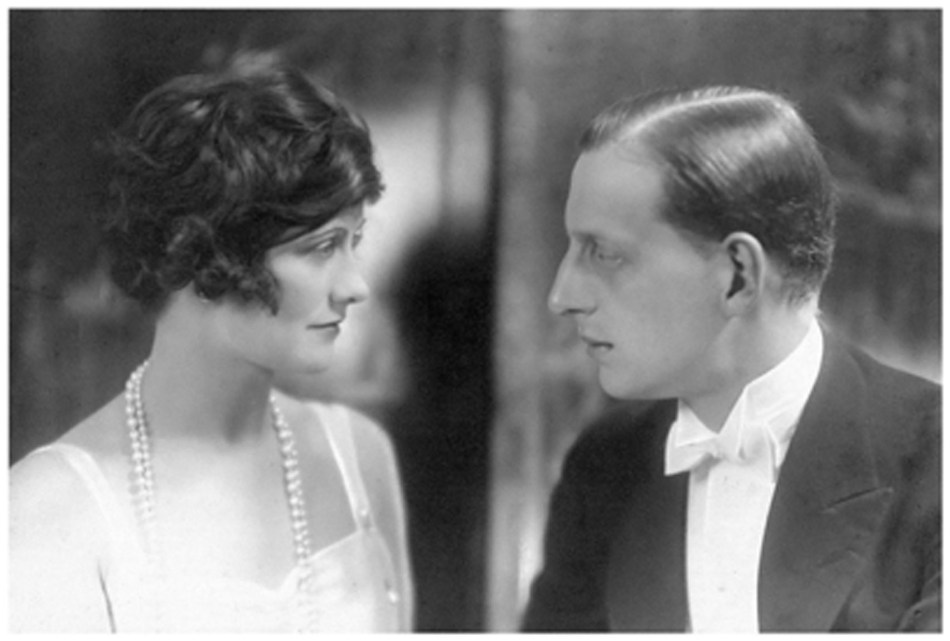 Dimitri Pavlovitch and Gabrielle Chanel in Biarritz