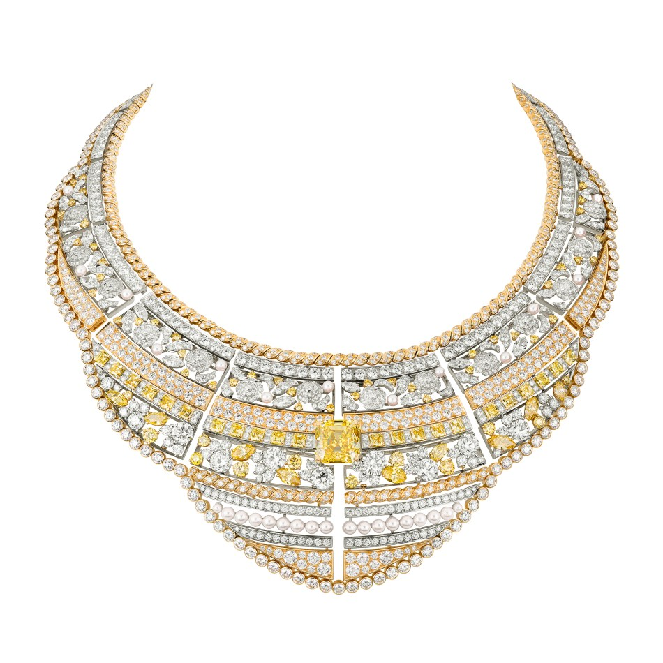 Le Paris Russe de Chanel, Collier Roubachka